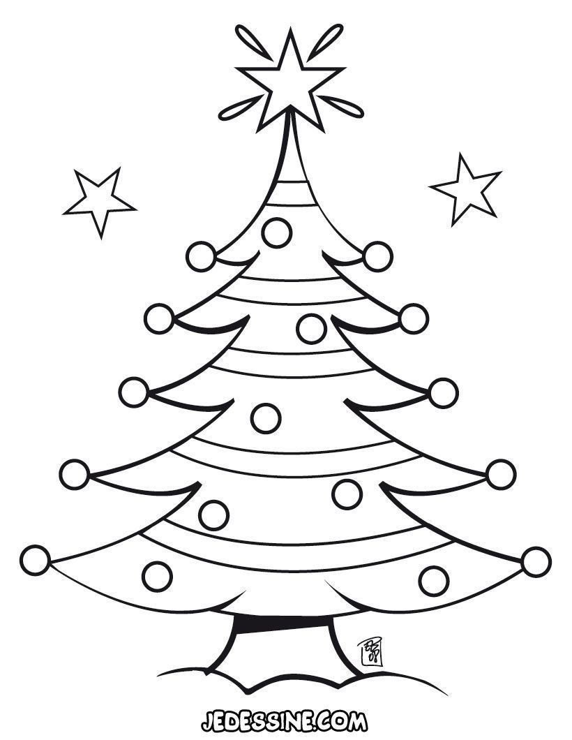 Coloriage noel - Decoration de noel a decouper gratuit ...